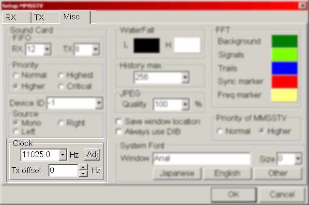 M5AML - SSTV